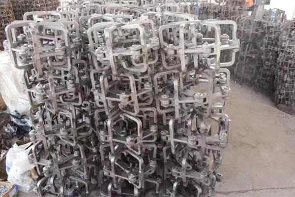 刮板式输送机链条