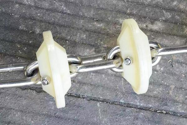 链条式管链机